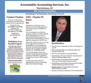 Accountable Accounting Services, Inc.